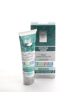 Крем гомеопатический с маслом розы, Erilem Argentum, 50 мл