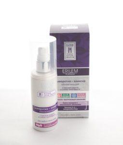Сыворотка - эликсир обновляющая, Erilem Platinum, 80 мл