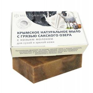 Мыло MED formula На козьем молоке