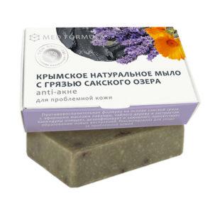 Мыло MED formula Anti-акне