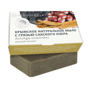 Мыло MED formula AntiAge-комплекс