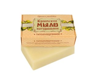 Крымское-мыло-натуральное-Гипоаллергенное.