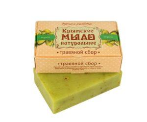 Крымское-мыло-натуральное-ТРАВЯНОЙ СБОР