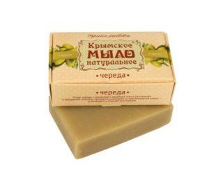 Крымское-мыло-натуральное-ЧЕРЕДА.