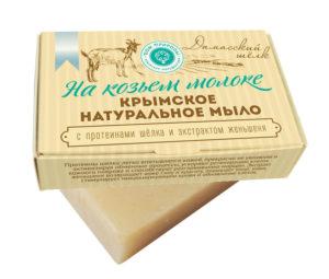 Мыло-на-козьем-молоке-Дамасский-шелк.
