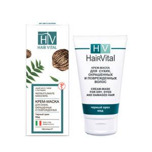 Крем - маска для поврежденных волос Hair Vital