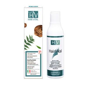 Бальзам - кондиционер для сухих волос Hair Vital
