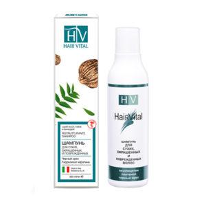 Шампунь для сухих, окрашенных и поврежденных волос Hair Vital