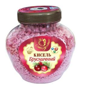 Ктсель сладкая ягодка Брусничный 300