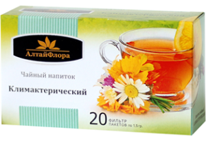 Чайный напиток Климактерический