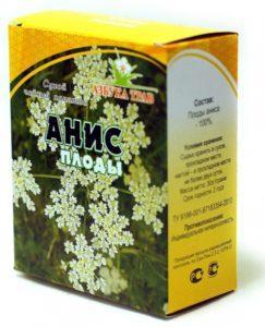 Анис плоды, 30 гр
