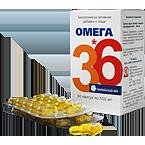 БАД «Омега 3*6 «Алтайский лен» капсулы по 500 мг