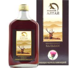 """Бальзам """"Золотой Алтай"""" общеукрепляющий"""