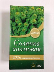 """Солянка холмовая,50г (фирма """"КИМА"""")"""