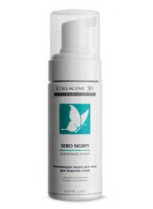 Очищающая пенка для жирной кожи SEBO NORM