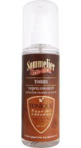 Тоник укрепляющий для кожи головы и волос с экстрактом кальвадоса