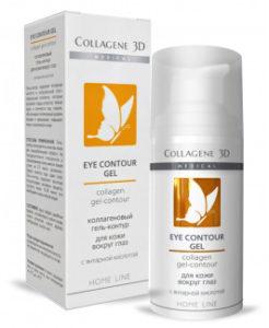 Коллагеновый гель-контур для области вокруг глаз EYE CONTOUR GEL, Medical Collagene 3