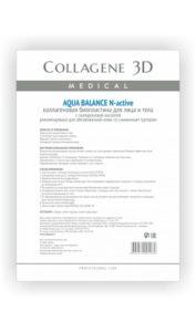 AQUA BALANCE биопластина для лица