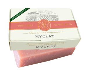Крымское мыло натуральное МУСКАТ
